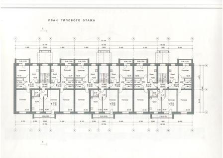 Второй этаж(Типовой)